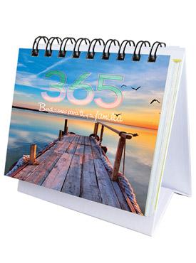 Calendario 365.Calendario 365 Bendiciones Para Ti Y Tu Familia Libreria San Pablo